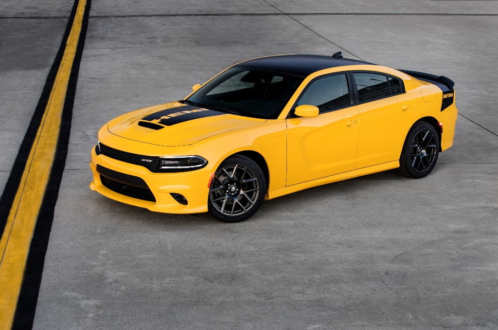 2016 Charger Hellcat For Sale >> 2017 Dodge Charger Daytona and Challenger T/A Will Knock Your Socks Off - The News Wheel