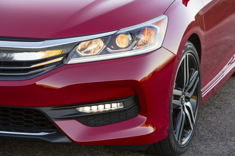The 2017 Honda Accord Sedan Is Largely Unchanged From Previous Model Year And Carries A