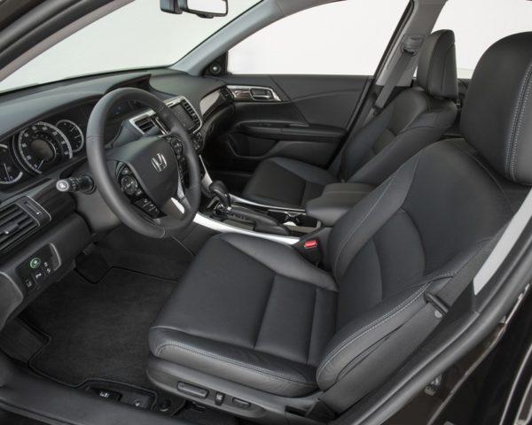 2017 Honda Accord Sedan Overview The