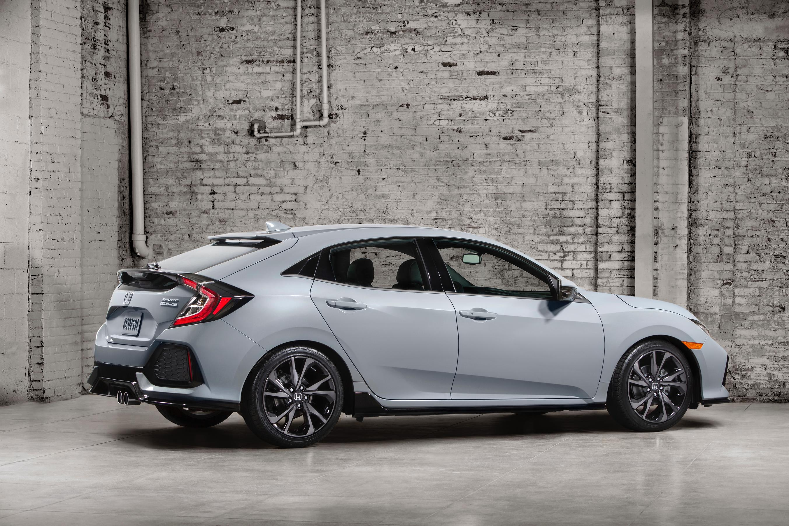 2017 Honda Civic Hatchback | The News Wheel