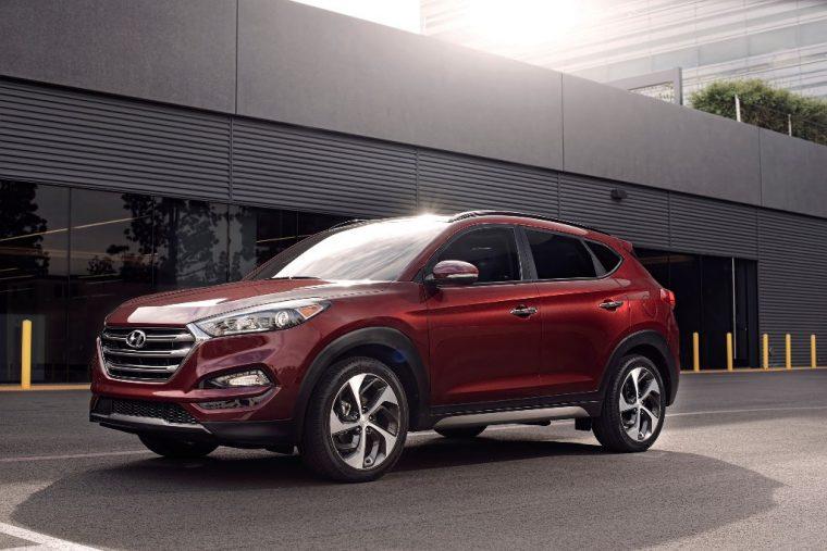 2017 Hyundai Tucson Overview