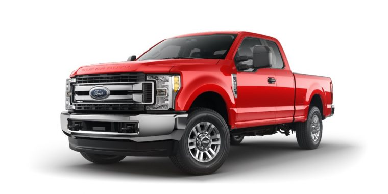 2017 Ford Super Duty STX