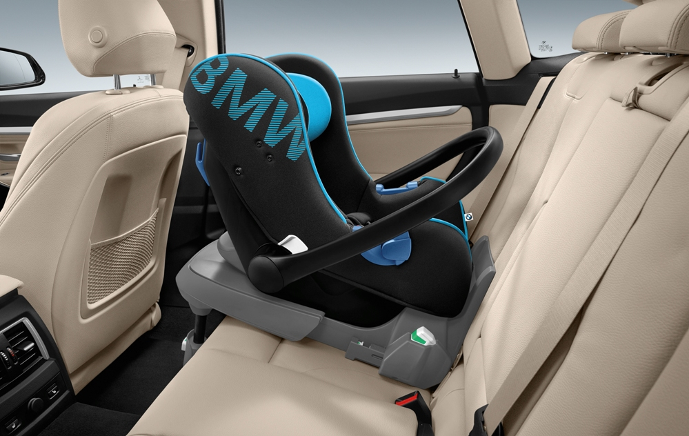 European Bmw Car Seats Are Pretty Darn Sharp The News Wheel