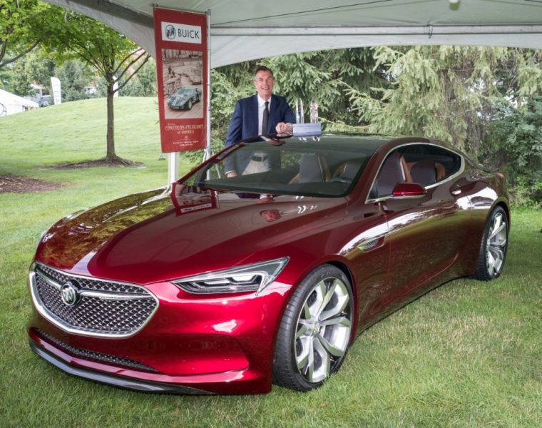 The Buick Avista Concept was recently honored the 2016 Concept Car of the Year and the Most Significant Concept Vehicle of the Year at the 2016 North American Concept Vehicle Awards