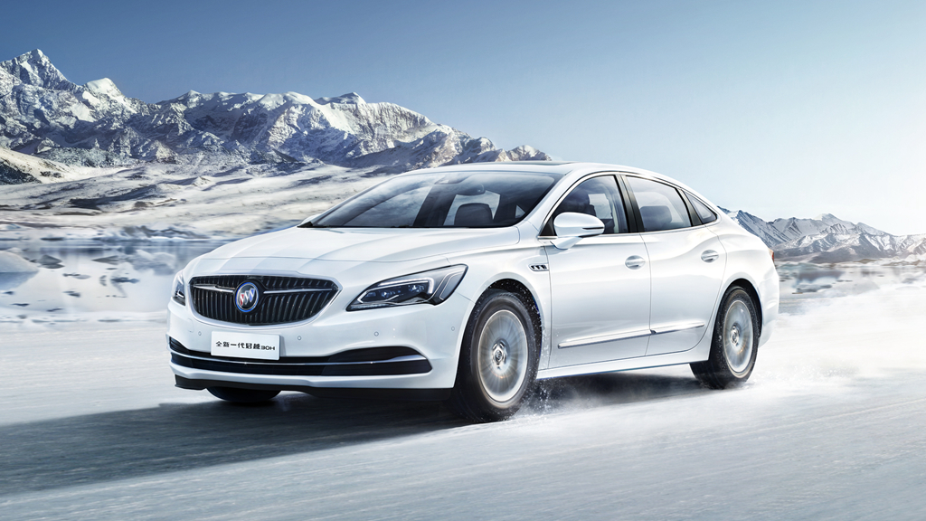 Buick LaCrosse Hybrid EV Goes on Sale in China - The News ...