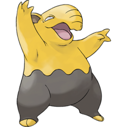 Drowzee Pokemon