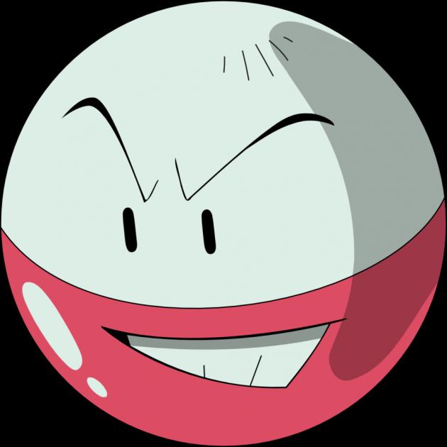Electrode pokemon