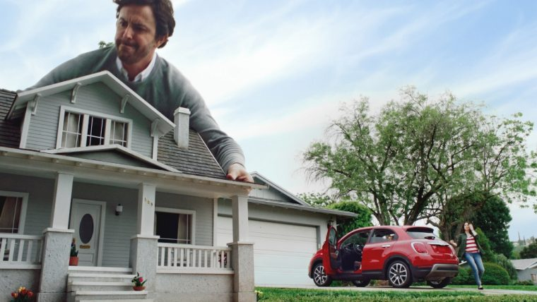 Fiat A Whole New Way to Look at Fiat Campaign