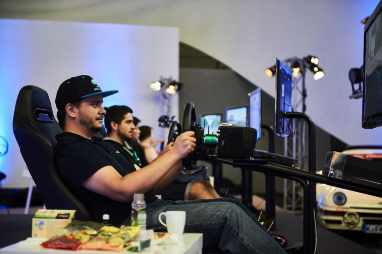 Gamers play Forza Motorsport 6 for 48 Hours at Ford Headquarters