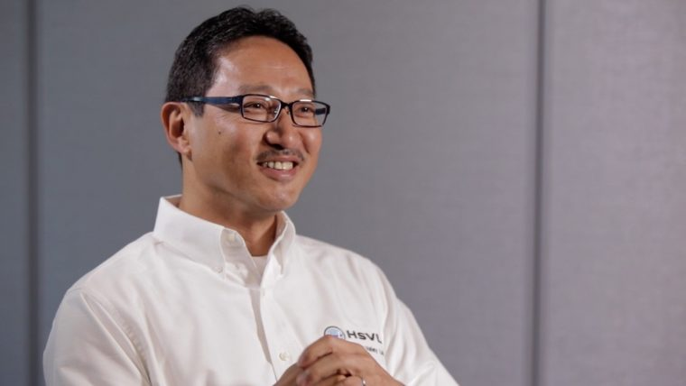 """Leader of Honda Silicon Valley Lab Featured in """"Who Makes a Honda"""" Video"""