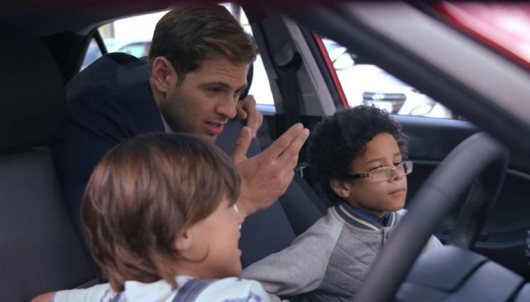 Hyundai UK Kids Car Tours commercial