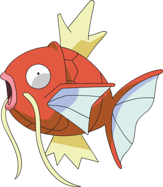 Magikarp Pokemon