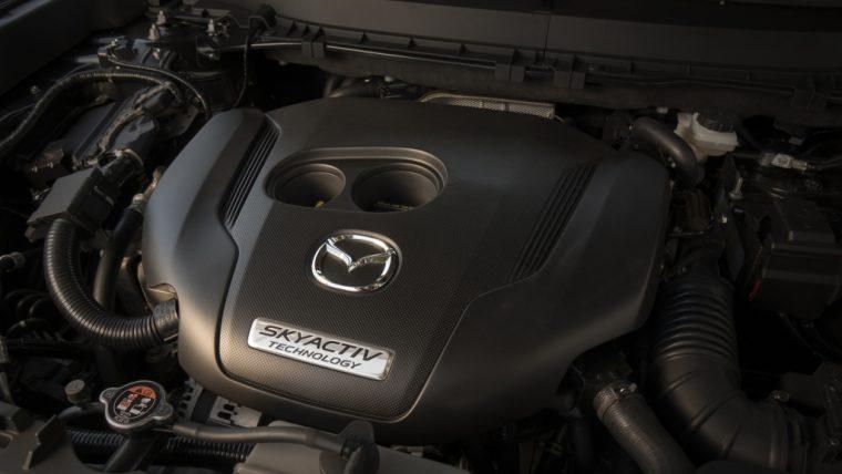 Mazda CX-9 engine 2.5-liter turbo