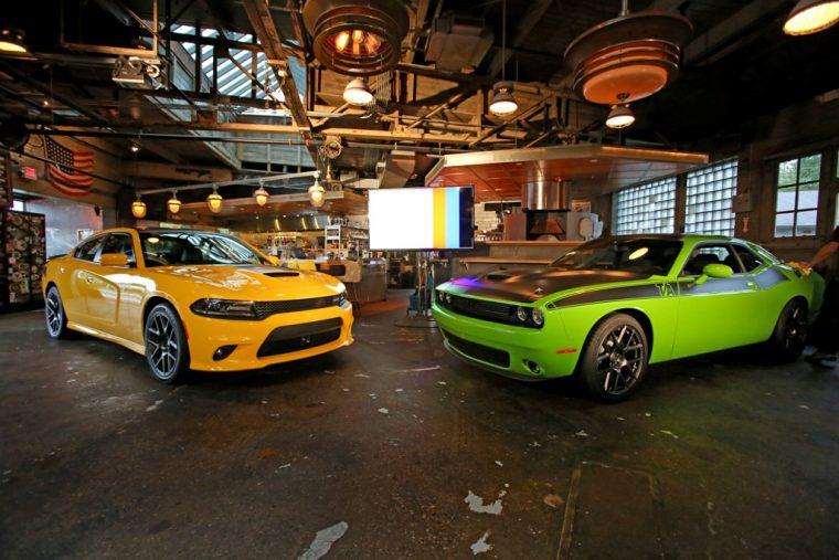 New Dodge Performance Models The 2017 Charger Daytona