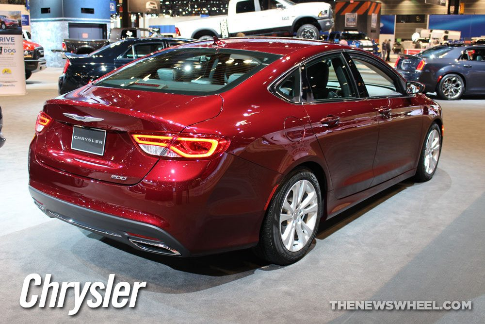 Chrysler car news