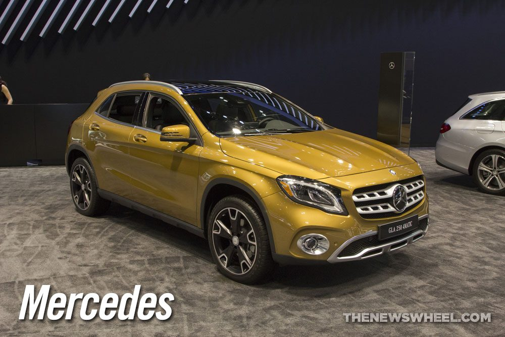 Mercedes-Benz car news