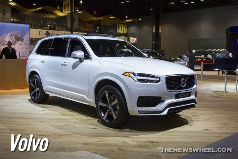volvo car news