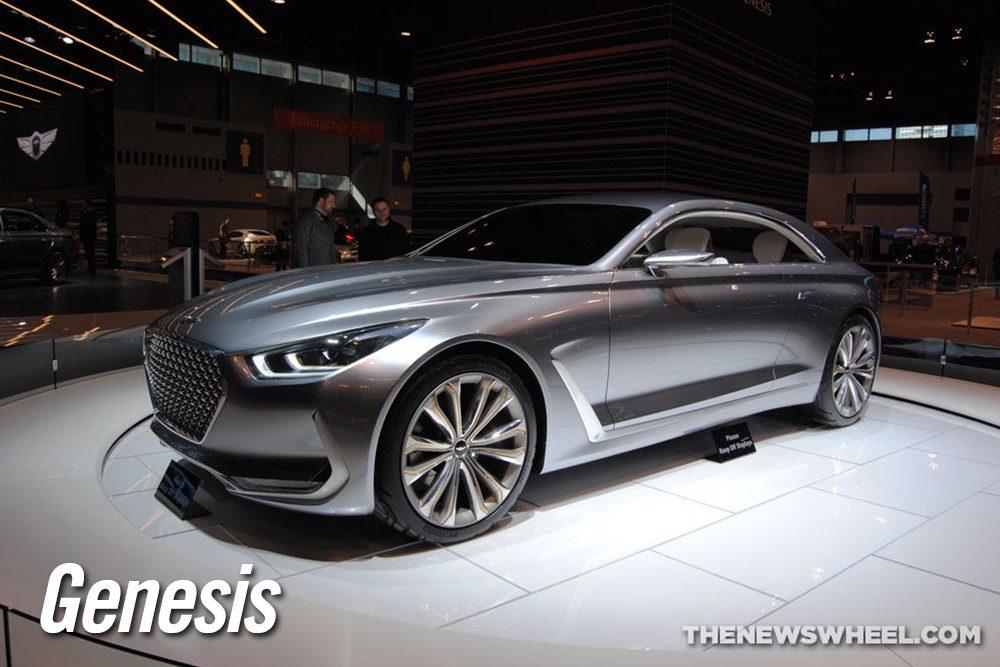Genesis car news