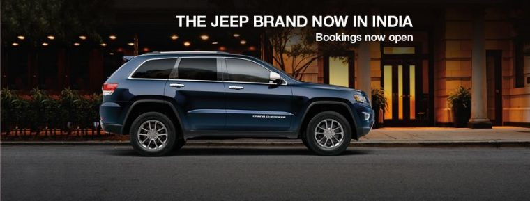 The Jeep Brand Now in India