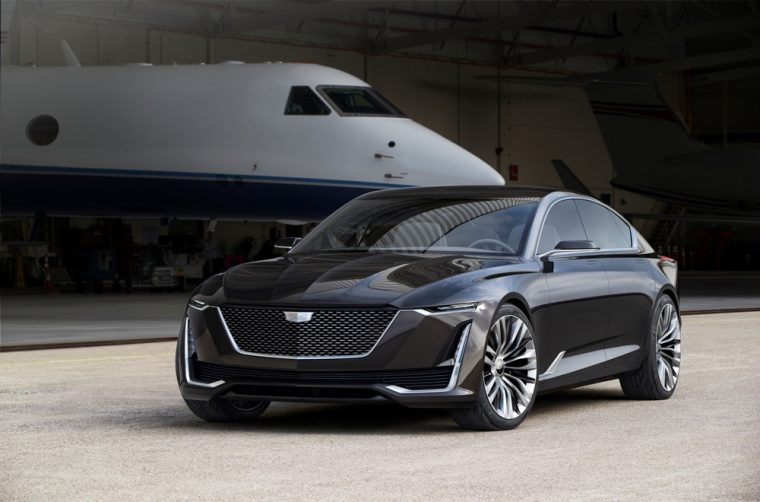 Cadillac recently revealed a new concept vehicle called the Escala that is a preview of what the automaker's future vehicles will look like