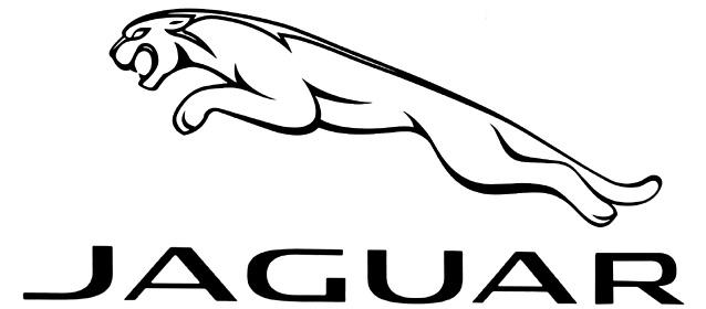 original Jaguar logo pouncing