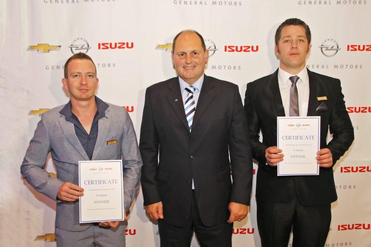 GMSA Top Technician Skills Awards