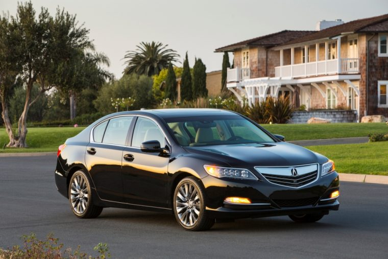 The 2017 Acura RLX will officially become available for purchase in the US on September 22, 2016