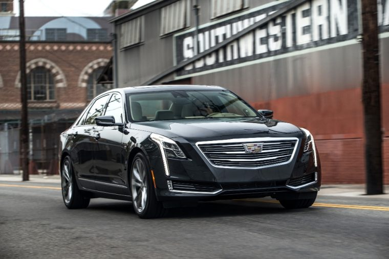 The 2017 Cadillac CT6 will finally be going on sale in Japan later this year