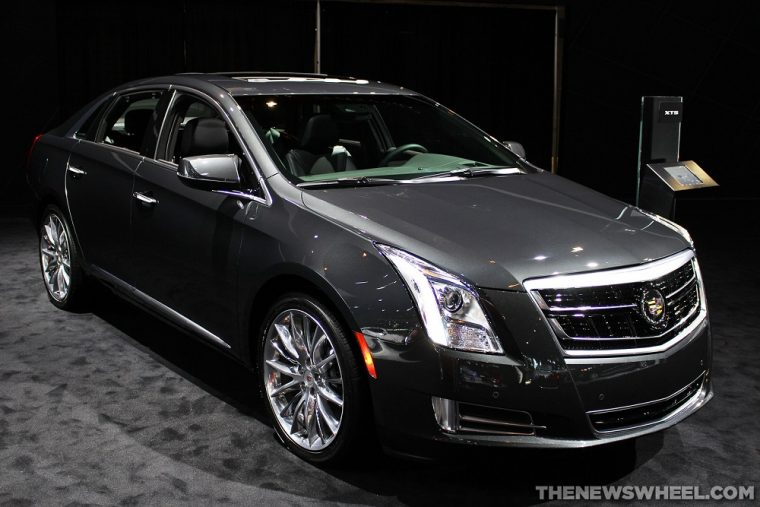 2017 Cadillac XTS Overview - The News Wheel