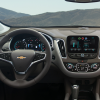 2017 Chevrolet Malibu Dashboard