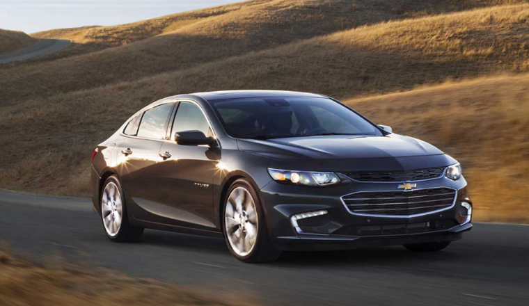 2017 Chevrolet Malibu Performance