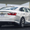 2017 Chevrolet Malibu Rear End
