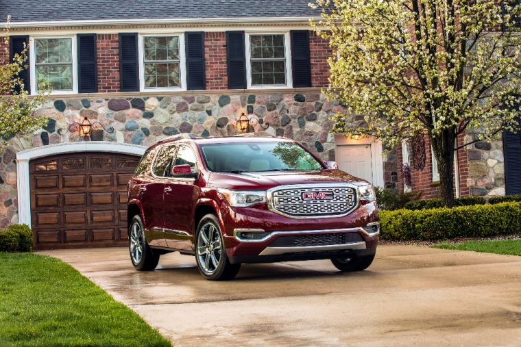 Wards recently announced that the 2017 GM Acadia earned a spot on its 10 Best User Experience List