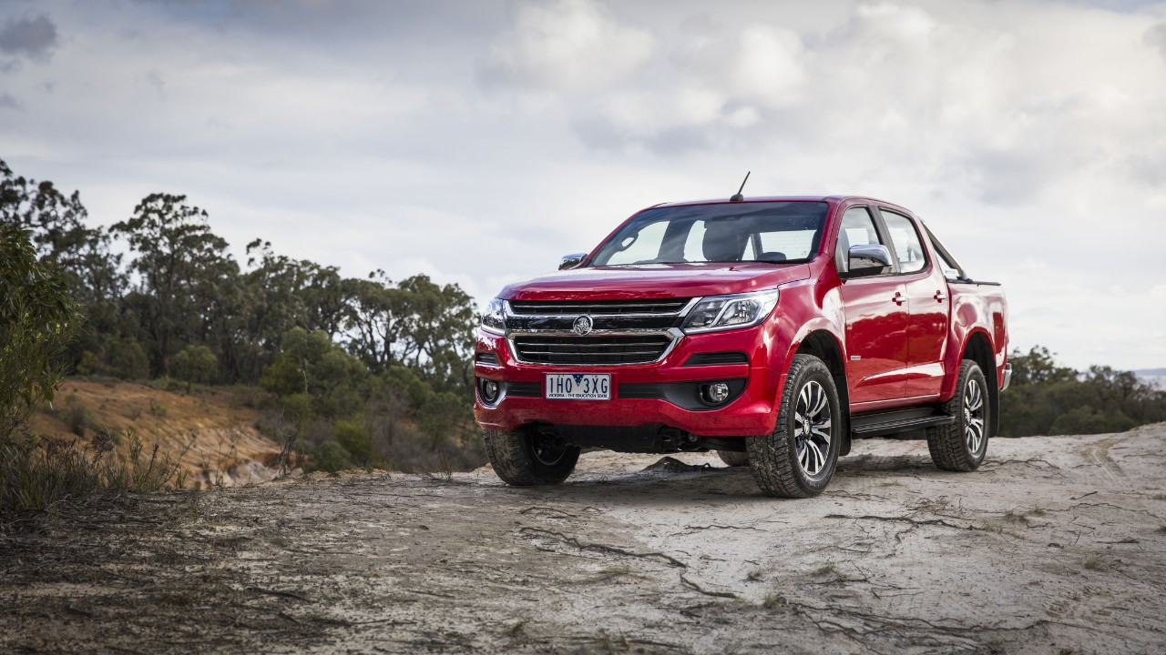 2017 Holden Colorado Unleashed with All Kinds of Genuine ...