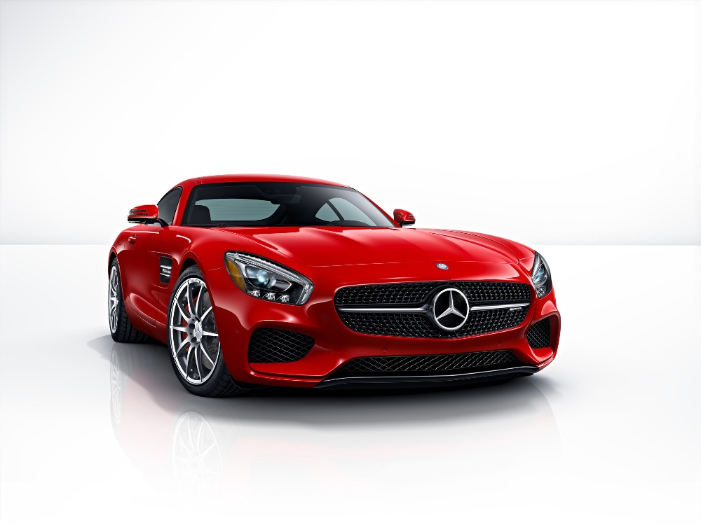 2017 Mercedes Amg Gt Overview The News Wheel