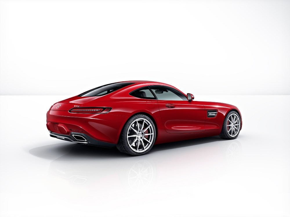 Mercedes Amg Gt Performance >> 2017 Mercedes-AMG GT Overview - The News Wheel