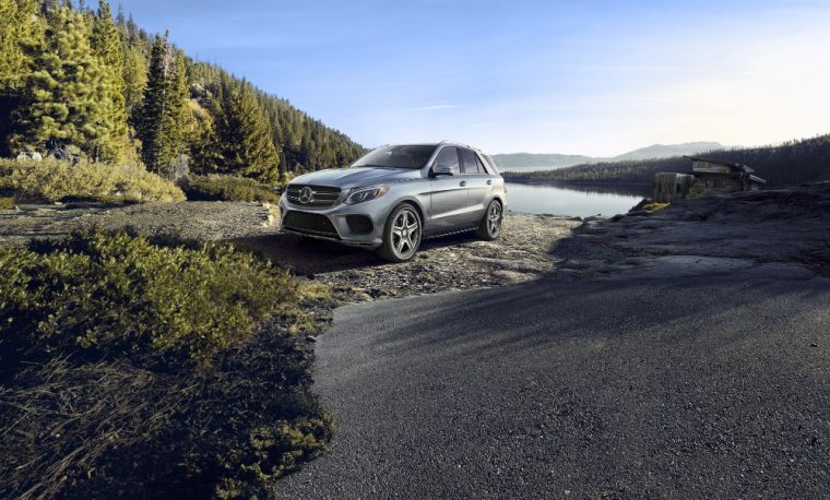 The Mercedes-Benz GLE was named a IIHS Top Safety Pick+ and the entry-level model carries a starting MSRP of $52,000