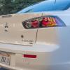 2017 Mitsubishi Lancer Back End