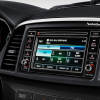 2017 Mitsubishi Lancer Touchscreen