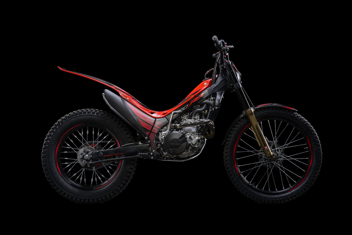 Honda Announces 2017 Montesa Trial Models - The News Wheel
