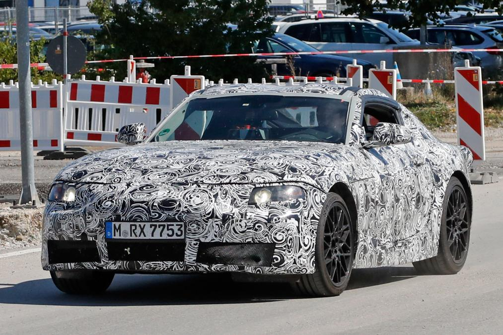 Spied: 2019 Toyota Supra Seen for the First Time—Finally! | The News ...