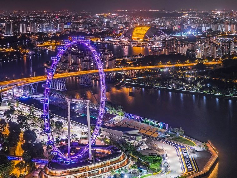 2016 Singapore Grand Prix - Marina Bay Circuit