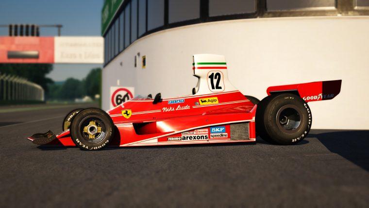 1976 Ferrari 312T