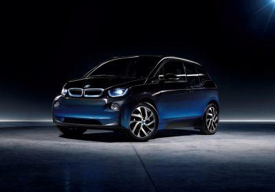 BMW i3 Garage Italia CrossFade