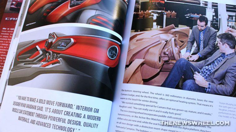 Camaro Book Review