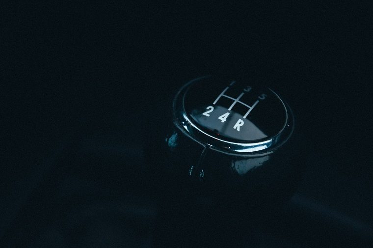 Five Gear Manual Stick Shift