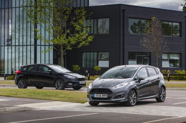Ford Focus and Ford Fiesta
