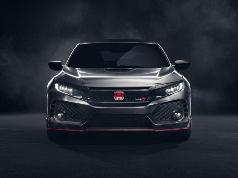 Honda Civic Type R Prototype debuts at 2016 Paris Motor Show