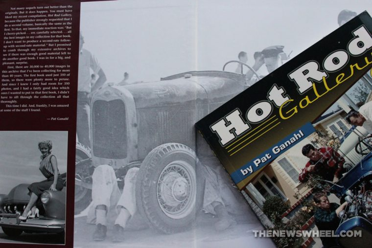 Hot Rod Gallery Book review Pat Ganahl classic cars