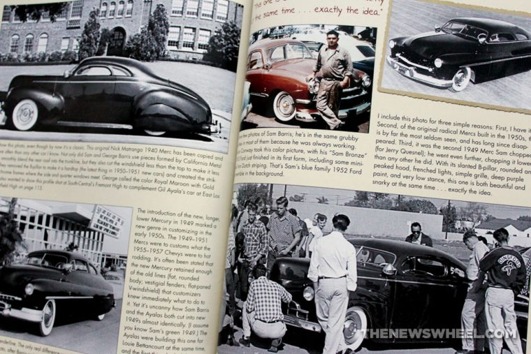 Hot Rod Gallery Book review Pat Ganahl classic cars photos